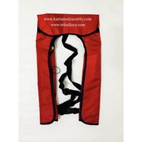 Dari Life jacket Pelampung Inflatable CO2  4