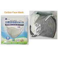 Masker Pernapasan Karbon Saring Polusi Udara