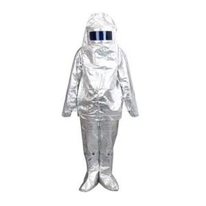 Jaket tahan api ALuminium clothes