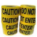 Segel keamanan Barricade tape Do Not Enter 1