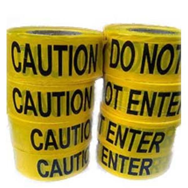 Segel keamanan Barricade tape Do Not Enter