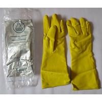 Jual Sarung tangan safety karet Kimia