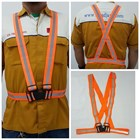 Safety Vest Elastic with Reflective 1