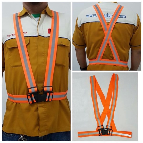 Safety Vest Elastic with Reflective