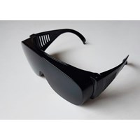 Kacamata safety khusus Las DIN11