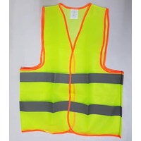 Pakaian safety Rompi polyester