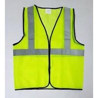 Pakaian safety vest polyester
