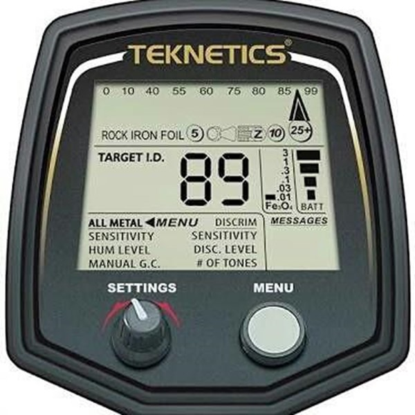 Detektor logam Teknetics T2