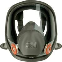 Masker pernapasan 3M Full face respirator 6800