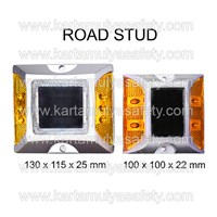 Road Stud Solar Cell