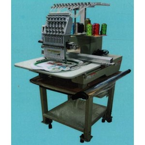 Song 1 Head embroidery machine