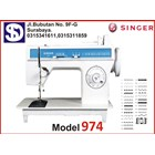 SINGER SEWING MACHINE 8