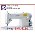 Baoyu sewing machine Type BML 6150 1