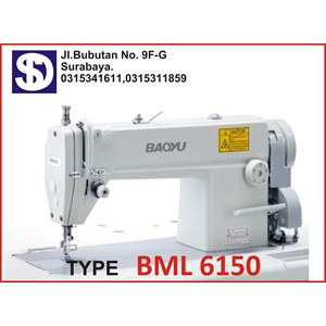 Baoyu sewing machine Type BML 6150