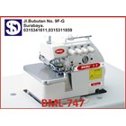 Baoyu sewing machine Type BML-747 1
