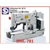 Baoyu sewing machine Type BML-781