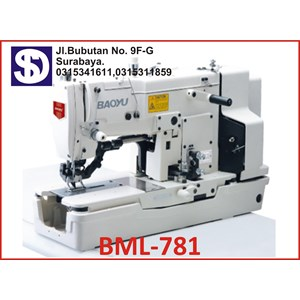 Mesin Jahit Baoyu Type BML-781