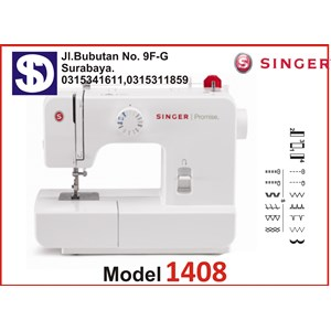 Singer sewing machine Type 1408