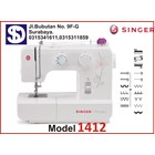 Sewing Machine Singer 1412 1