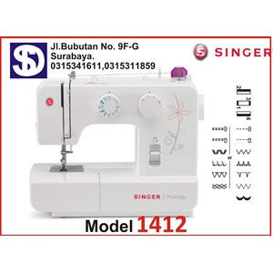 Sewing Machine Singer 1412
