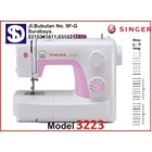 Singer sewing machine Type 2765 1