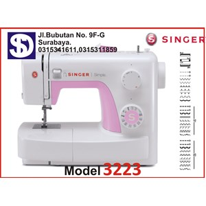 Singer sewing machine Type 2765