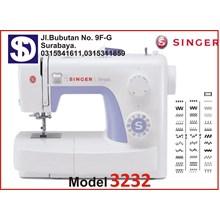Singer sewing machine Type 3232