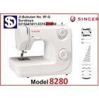 Singer sewing machine Type 8280 1