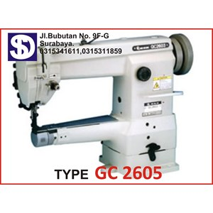 Sewing machine Type GC 2605