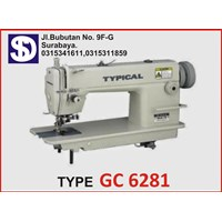 Sewing Machine Type GC6281