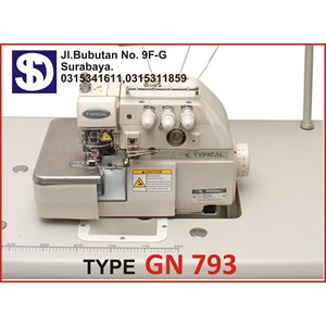Sewing machine Type GN 793