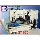 Sewing machine Type GT 670 1