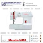 Mesin Jahit Portable Messina N808 1