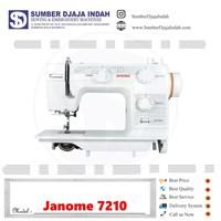 Mesin Jahit Portable Janome NS-7210
