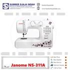 Mesin Jahit Portable Janome NS-311A 1