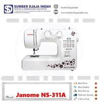 Mesin Jahit Portable Janome NS-311A