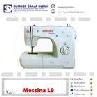 Mesin Jahit Portable Messina L9 2