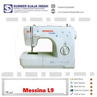 Portable Sewing Machine Messina L9