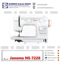 Portable Sewing Machine NS-7220