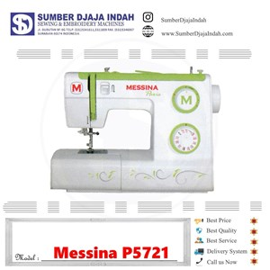 Portable Sewing Machine Messina P5721