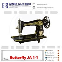 Classic Sewing Machine Butterfly JA 1-1 1