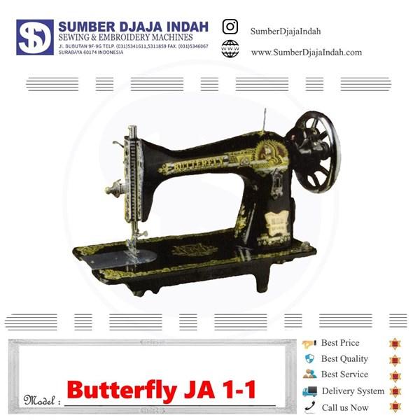 Mesin Jahit Klasik Butterfly JA 1-1