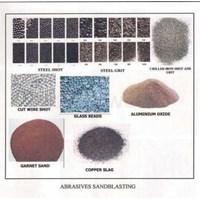 Jual Pasir Blasting Brown Aluminium Oxide