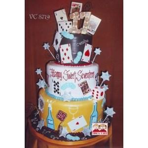 Birthday Cake Sweet Seventeen