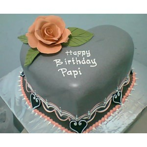 Sell Birthday Cake Love from Indonesia by Khena CakeCheap Price