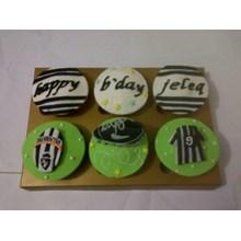 Cup Cake Juventus