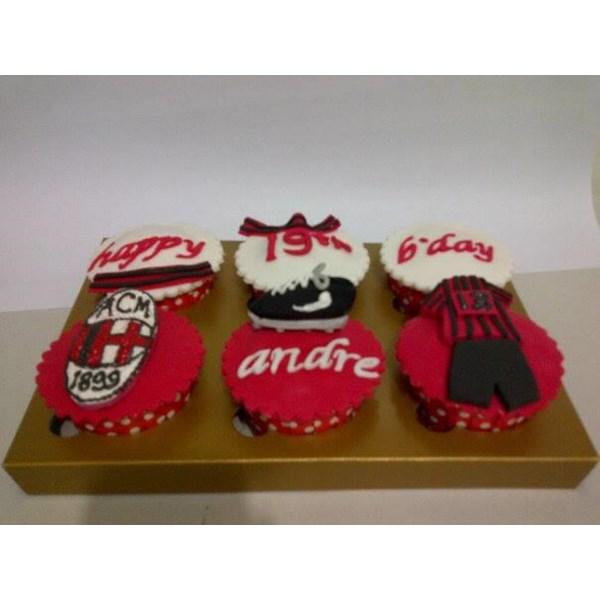 Cup Cake Ac Milan