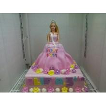 Kue Ulang Tahun Princess