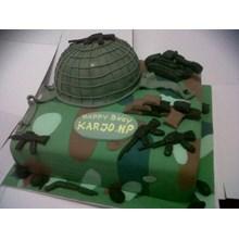 kue tentara