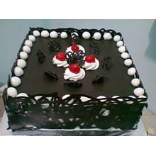 kue blackfores kotak